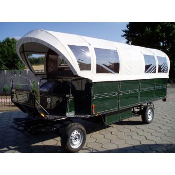 Reise-Planwagen