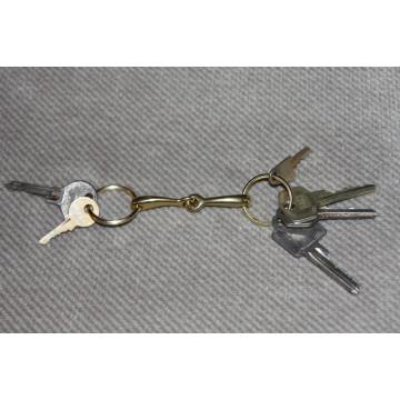 Schlüsselanhänger Trense